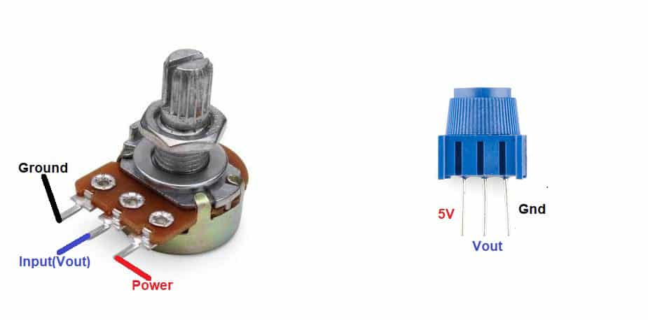 potentiometer-pinout