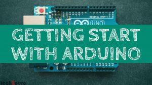 Getting start with Arduino