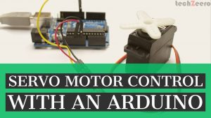 Servo Motor Control with an Arduino