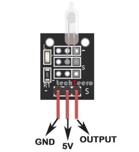 tilt sensor pinout